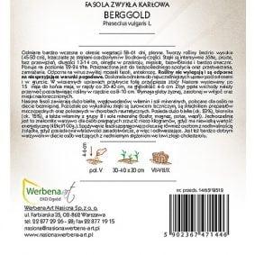 fasola berggold tyl